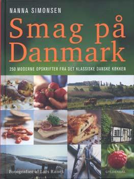 Køb Nanna Simonsen: Smag på Danmark hos Saxo